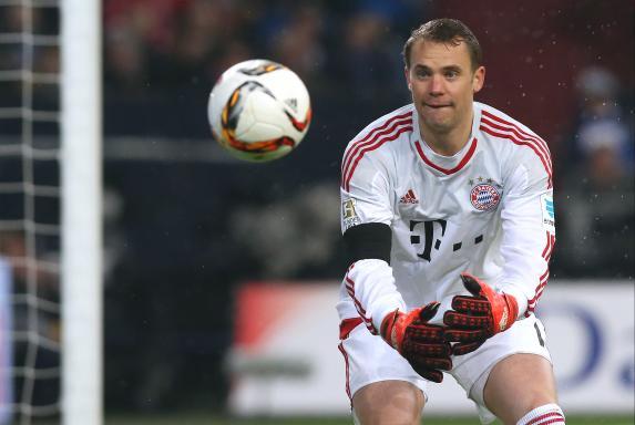 FC Bayern München, Manuel Neuer, Torwart