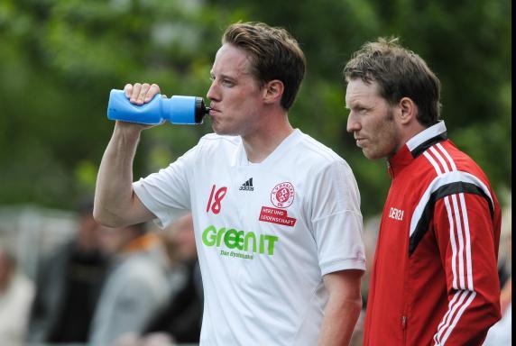 Axel Schmeing, SV Brackel 06, Saison 2014/15, Philipp Leonhardt, Axel Schmeing, SV Brackel 06, Saison 2014/15, Philipp Leonhardt