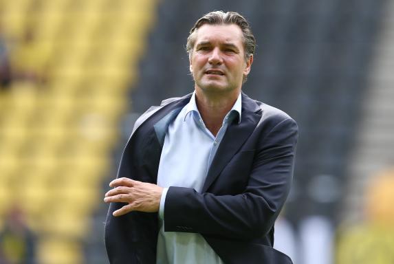 Borussia Dortmund, Michael Zorc, Borussia Dortmund, Michael Zorc