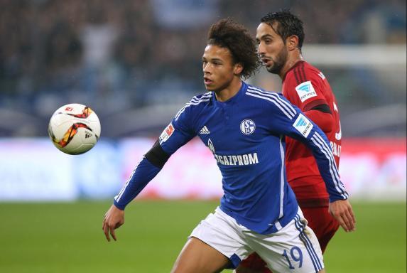 Schalke 04, Leroy Sané.