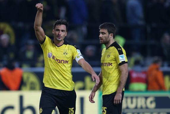 Borussia Dortmund, BVB, Mats Hummels, Sokratis