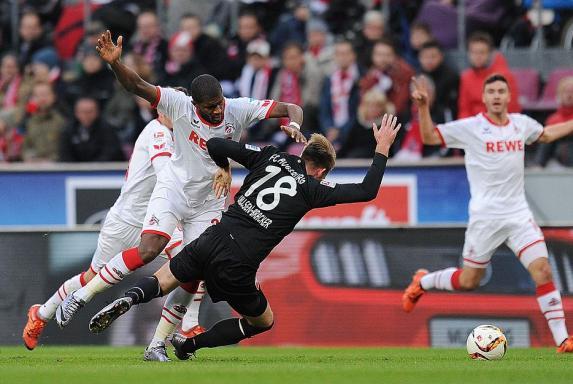 Bundesliga: Modeste verballert Elfer, Augsburg besiegt Köln