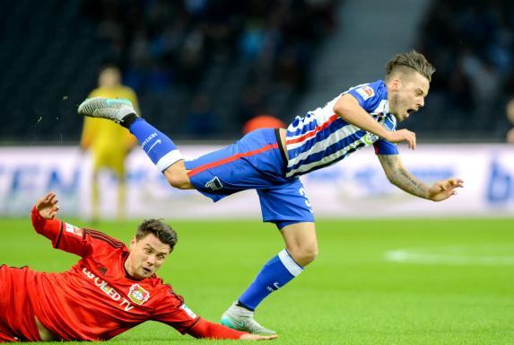 Bundesliga: Leverkusen stürzt noch tiefer