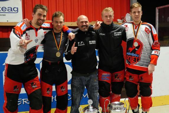 Herner EV, Frank Petrozza, SHC Rockets Essen
