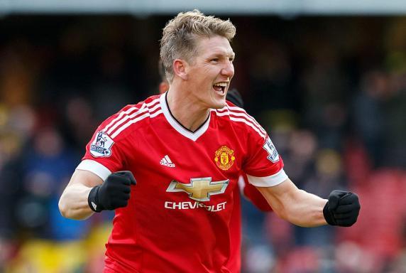 Manchester United, Bastian Schweinsteiger