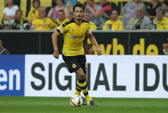 BVB, Borussia Dortmund, Mats Hummels, Saison 2015/16, BVB, Borussia Dortmund, Mats Hummels, Saison 2015/16