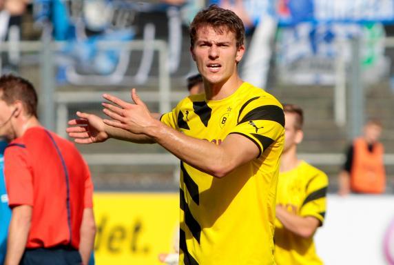 Borussia Dortmund II, U23, Christoph Zimmermann, Saison 2014/2015, Borussia Dortmund II, U23, Christoph Zimmermann, Saison 2014/2015