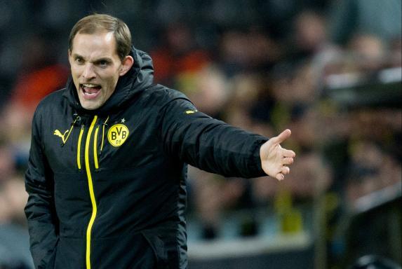 Borussia Dortmund, Thomas Tuchel, Bundesliga, Fußball