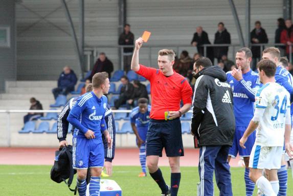 Schalke II - Lotte: Nur Mauersberger vermiest die Laune