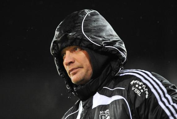 Trainer, SC Verl, Regionalliga West, Raimund Bertels, Saison 2012/13, Trainer, SC Verl, Regionalliga West, Raimund Bertels, Saison 2012/13