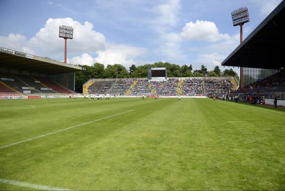 fußball, KFC Uerdingen, Krefeld, Grotenburgstadion, fußball, KFC Uerdingen, Krefeld, Grotenburgstadion