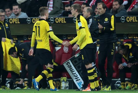 Borussia Dortmund, BVB, Marco Reus, Sven Bender, Thomas Tuchel