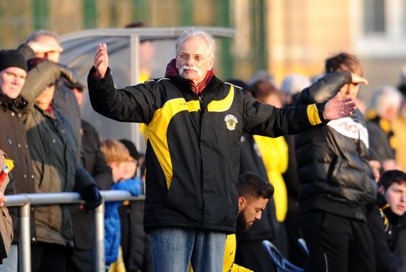 Trainer, SV Hönnepel-Niedermörmter, Georg Mewes, Oberliga Niederrhein, Saison 2014/15, Trainer, SV Hönnepel-Niedermörmter, Georg Mewes, Oberliga Niederrhein, Saison 2014/15