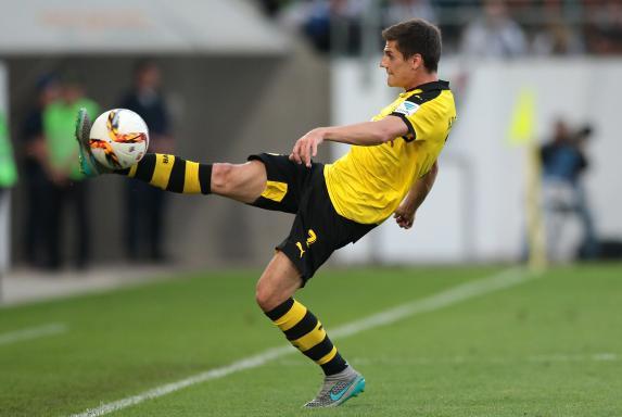 Borussia Dortmund, Jonas Hofmann, Saison 2015/16, Borussia Dortmund, Jonas Hofmann, Saison 2015/16