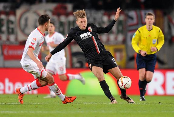 FC Augsburg, Alexander Esswein, FC Augsburg, Alexander Esswein