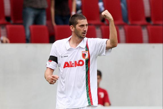 FC Augsburg, Sascha Mölders, FC Augsburg, Sascha Mölders