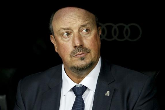 Real Madrid: Trainer Benítez muss gehen - Zidane übernimmt