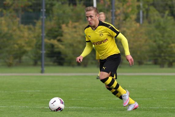 U19 Borussia Dortmund, Felix Passlack, Saison 2015/2016, U19 Borussia Dortmund, Felix Passlack, Saison 2015/2016