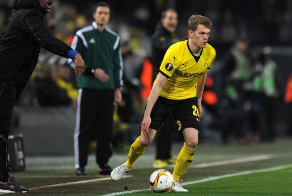 Borussia Dortmund, Matthias Ginter, Saison 2015/16, Borussia Dortmund, Matthias Ginter, Saison 2015/16