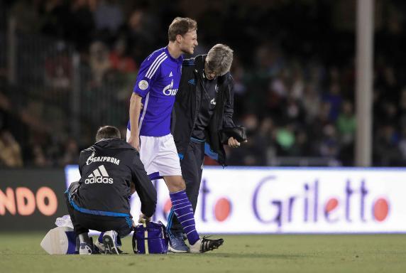 Benedikt Höwedes, FC Schalke 04, Verletzung.