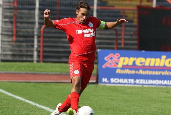 RWO, Rot-Weiß Oberhausen, Patrick Bauder, Saison 2015/2016, RWO, Rot-Weiß Oberhausen, Patrick Bauder, Saison 2015/2016