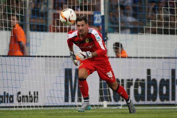 BVB, Torwart, Borussia Dortmund, Saison 2015/16, Roman Bürki, BVB, Torwart, Borussia Dortmund, Saison 2015/16, Roman Bürki