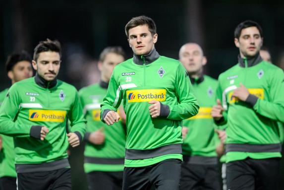 Borussia Mönchengladbach, Jonas Hofmann