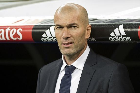 Spanien: Zweiter Sieg für Zidane als Real-Trainer