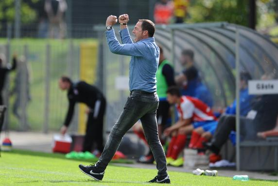 Trainer, TuRU Düsseldorf, Frank Zilles, Oberliga Niederrhein, Saison 2014/15, Trainer, TuRU Düsseldorf, Frank Zilles, Oberliga Niederrhein, Saison 2014/15