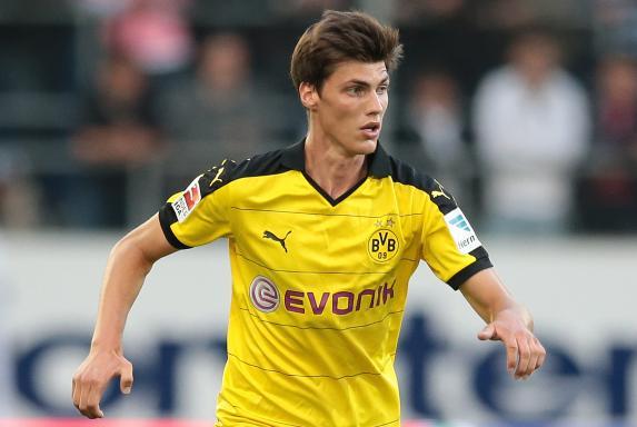 Borussia Dortmund, Pascal Stenzel, Saison 2015/16, Borussia Dortmund, Pascal Stenzel, Saison 2015/16