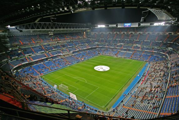 Real Madrid, Santiago Bernabeu, Real Madrid, Santiago Bernabeu