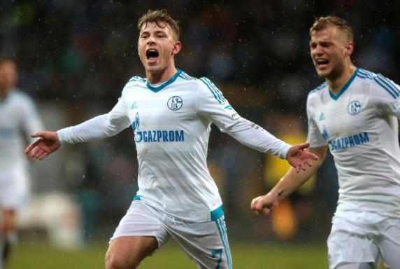 Max Meyer, FC Schalke 04
