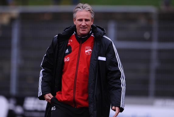 Trainer, SC Verl, Regionalliga West, Saison 2013/14, Andreas Golombek, Trainer, SC Verl, Regionalliga West, Saison 2013/14, Andreas Golombek