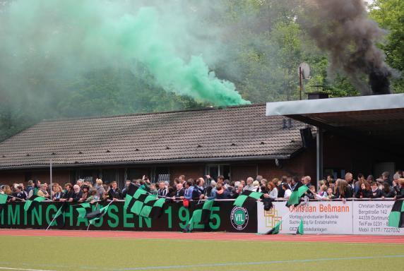 VfL Kemminghausen, Saison 2014/15, VfL Kemminghausen - Werner SC, VfL Kemminghausen, Saison 2014/15, VfL Kemminghausen - Werner SC