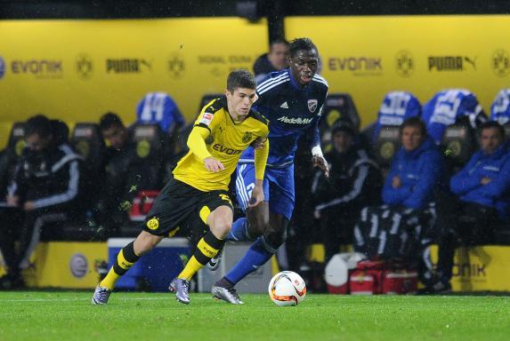 BVB, Borussia Dortmund, Danny da Costa, Christian Pulisic, BVB, Borussia Dortmund, Danny da Costa, Christian Pulisic