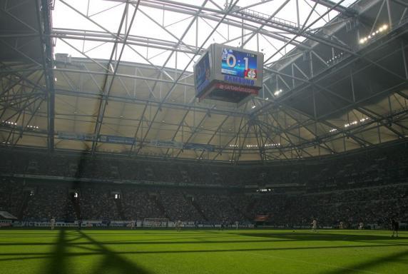 Veltins-Arena, Video-Würfel, Veltins-Arena, Video-Würfel