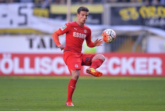 Rot-Weiss Essen, Kevin Grund, Saison 2015/16, Rot-Weiss Essen, Kevin Grund, Saison 2015/16