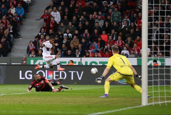 Bayern München, Leverkusen - Bayern, Douglas Costa, Bayern München, Leverkusen - Bayern, Douglas Costa