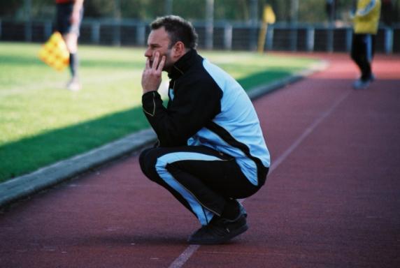 Trainer, Guido Naumann, Germania Gladbeck, Trainer, Guido Naumann, Germania Gladbeck
