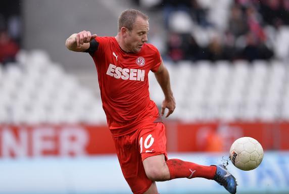 Rot-Weiss Essen, RWE, Frank Löning, Regionalliga West, Saison 2015/16, Rot-Weiss Essen, RWE, Frank Löning, Regionalliga West, Saison 2015/16