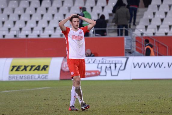 Rot-Weiss Essen, Richard Weber, Saison 2014/2015, Rot-Weiss Essen, Richard Weber, Saison 2014/2015