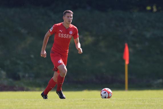 Rot-Weiss Essen, Richard Weber, Saison 15/16, Rot-Weiss Essen, Richard Weber, Saison 15/16
