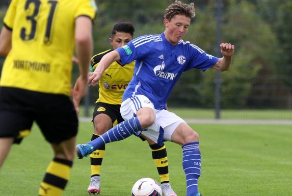 U19 Schalke 04, Fabian Reese, Saison 2015/2016, U19 Schalke 04, Fabian Reese, Saison 2015/2016