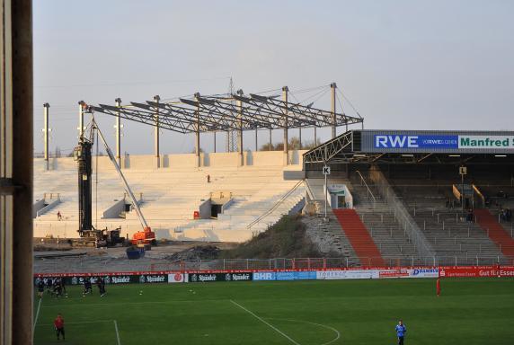 RWE, Essen, Stadion Essen, Georg Melches Stadion, Stadion Essen Neubau, RWE, Essen, Stadion Essen, Georg Melches Stadion, Stadion Essen Neubau