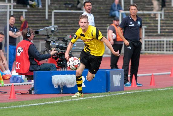 Borussia Dortmund II, U23, Tammo Harder, Saison 2014/2015, Borussia Dortmund II, U23, Tammo Harder, Saison 2014/2015