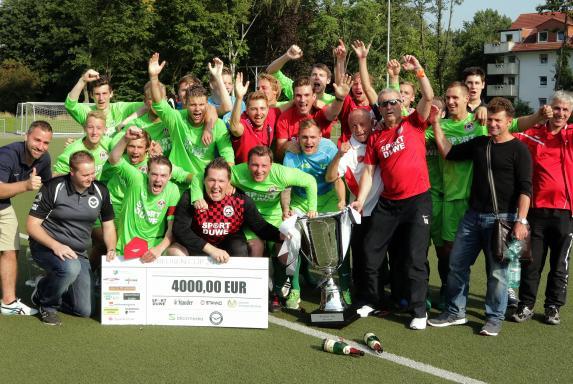 ESC Rellinghausen, Preußen Cup, ESC Rellinghausen, Preußen Cup