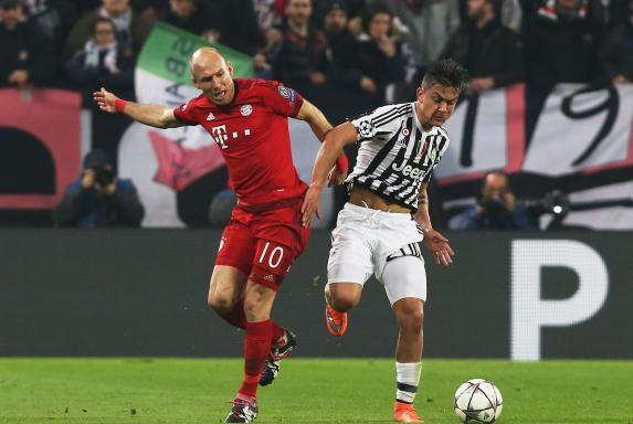 Juventus - Bayern, Juventus - Bayern