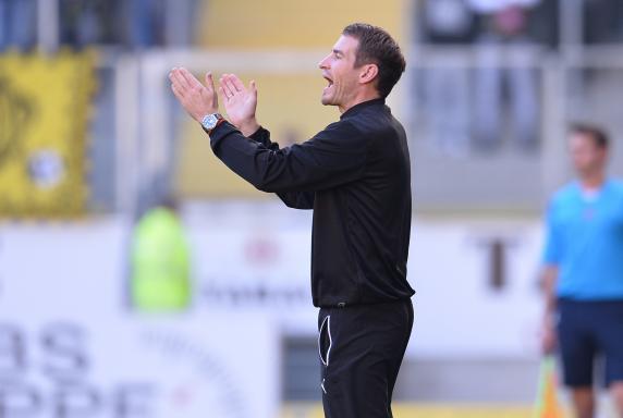 Trainer, Rot-Weiss Essen, RWE, Jan Siewert, Saison 2015/16, Trainer, Rot-Weiss Essen, RWE, Jan Siewert, Saison 2015/16