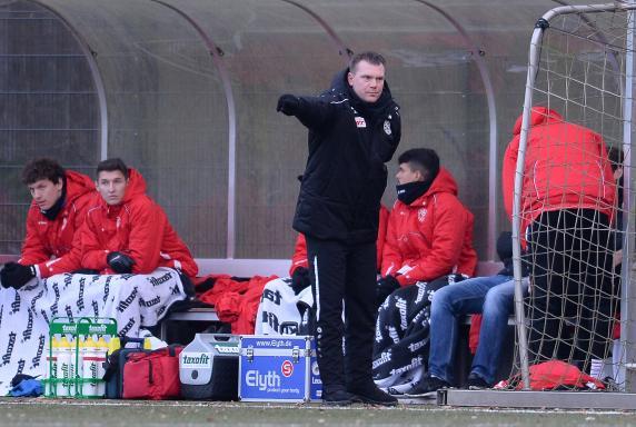 Rot-Weiss Essen, Fortuna Köln, Uwe Koschinat, Saison 2014/15, Rot-Weiss Essen, Fortuna Köln, Uwe Koschinat, Saison 2014/15