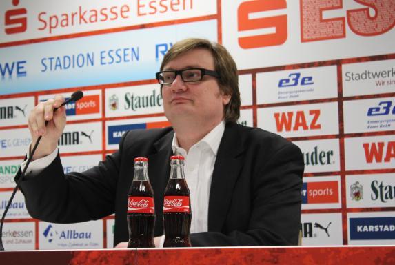 Rot-Weiss Essen, 1. Vorsitzender, Saison 2014/15, Prof. Dr. Michael Welling, Rot-Weiss Essen, 1. Vorsitzender, Saison 2014/15, Prof. Dr. Michael Welling